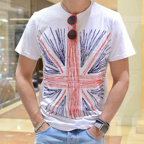 インパクト大‼︎<BR> jimi roos(ジミ ルース) 刺繍Tシャツ3型