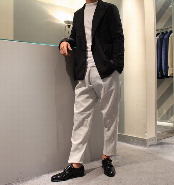 『MIX stylingを・・』<BR>スタイリングのご紹介<BR>〜Mando(マンドー)〜