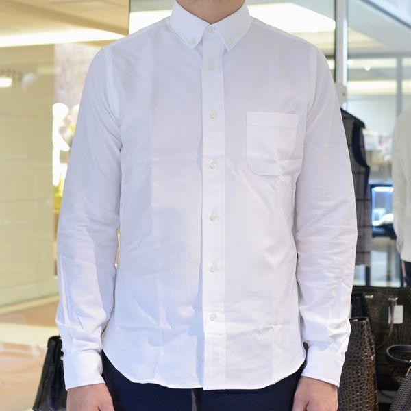 念願のアメリカンシャツ!?<BR> INDIVIDUALIZED SHIRTS(インディビジュアライズド シャツ) ソリッドOXボタンダウンシャツ・ギンガムOXボタンダウンシャツ・デニムボタンダウンシャツ