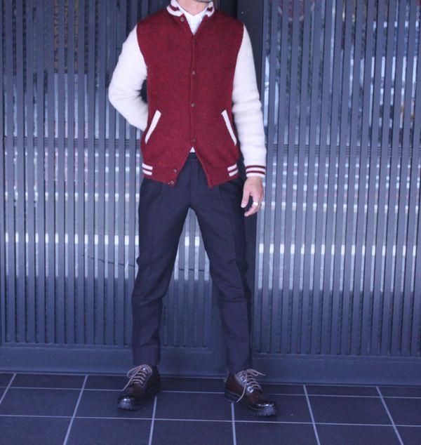 『MIX stylingを・・』<BR>スタイリングのご紹介<BR>〜MONSIEUR LACENAIRE(ムッシュ ラスネール)〜