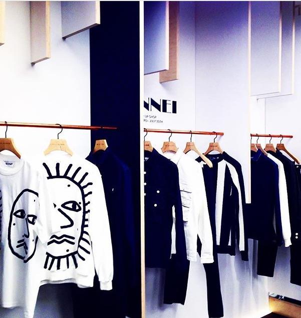 「street・mode・work」全てに捉われない<BR>SUNNEI (サンネイ) デニムワークシャツ・デニムワイドパンツ・デニムシャーリングパンツ・モールスキンワークシャツ・クルーネックスウェット・クルーネックTシャツ