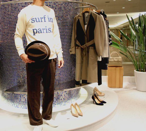 『MIX stylingを・・』<BR>スタイリングのご紹介<BR>〜CUISSE DE GRENOUILLE(キュイス ドゥ グルヌイユ )〜