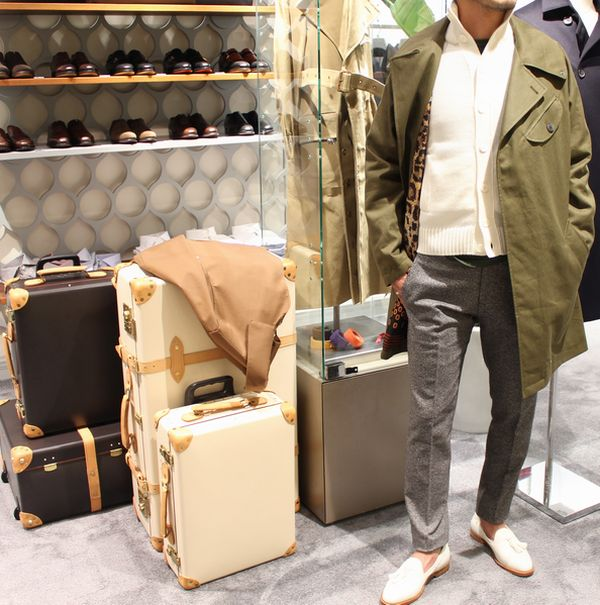 『MIX stylingを・・』<BR>スタイリングのご紹介<BR>〜HERNO(ヘルノ)・PIERRE LOUIS MASCIA(ピエール ルイ マシア)〜