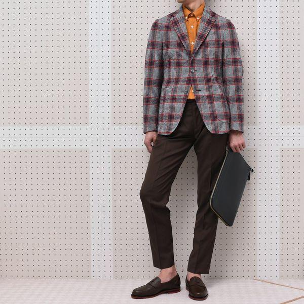 刺激的な<BR>THE GIGI(ザ ジジ) VELVETジャケット・DEGASスーツ・半袖前Vスウェット