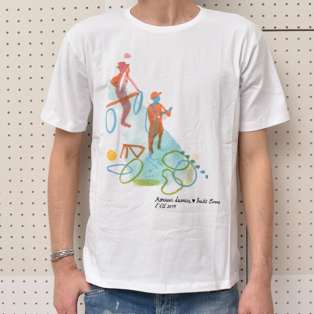 女性ならではの<BR>MONSIEUR LACENAIRE(ムッシュ ラスネール)Tシャツ・ショーツ・ショートスリーブシャツ