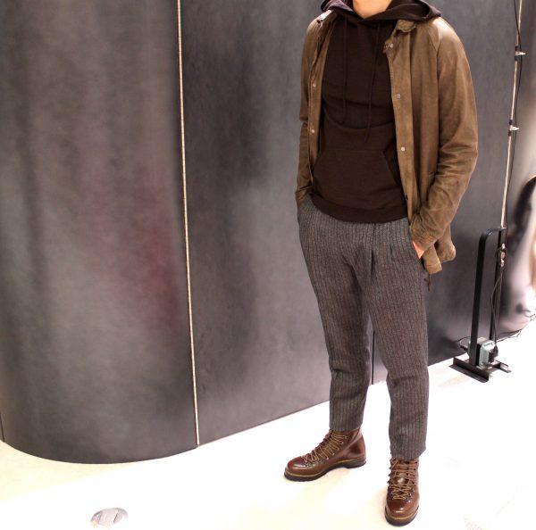 『mix styling』<BR>スタイリングのご紹介<BR>~Salvatore Santoro(サルバトーレ サントロ)〜