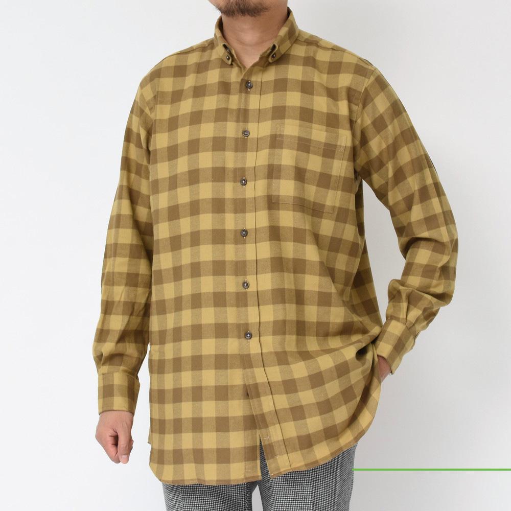 温故知新な別注です!<BR> INDIVIDUALIZED SHIRTS(インディビジュアライズド シャツ)シャツ一型