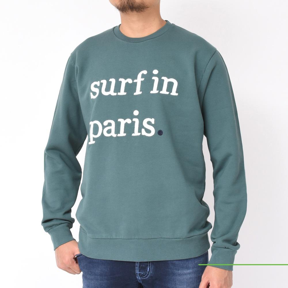 Let&#8217;s Surf!<BR>CUISSE DE GRENOUILLE(キュイスドゥグルヌイユ)スウェット・ニット・Tシャツ2型