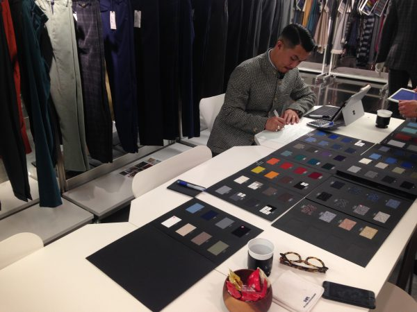 『gujiの縁側』<BR>ジャケットとスーツとパンツブランド以外の出張報告!?