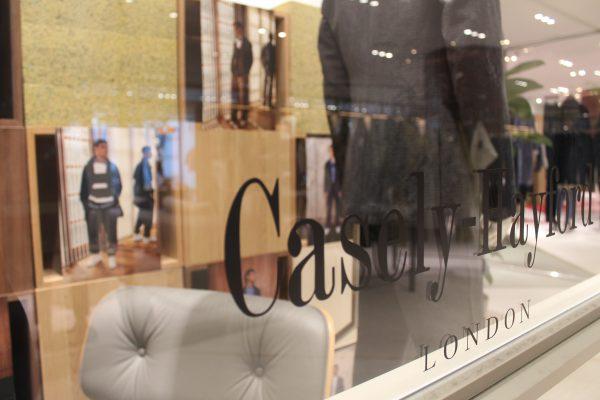 Casely-Hayford(ケイスリーヘイフォード) <BR>コート2型・半袖シャツ2型<BR>2018ssCollection!