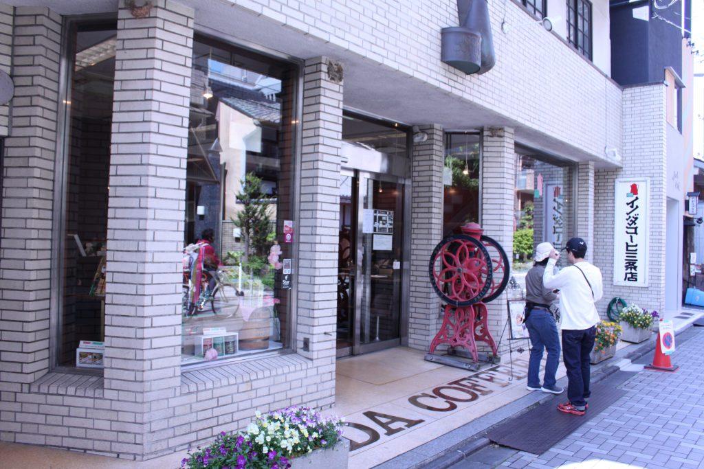 『gujiの縁側』<BR>guji京都店の縁側