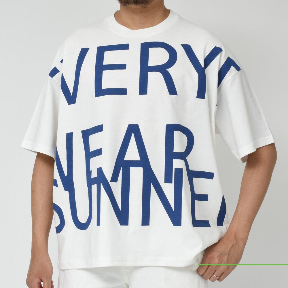 SUNNEI (サンネイ)<BR>Tシャツ・半袖ニット・半袖スウェット・キャップ2型<BR>2018ssCollection!