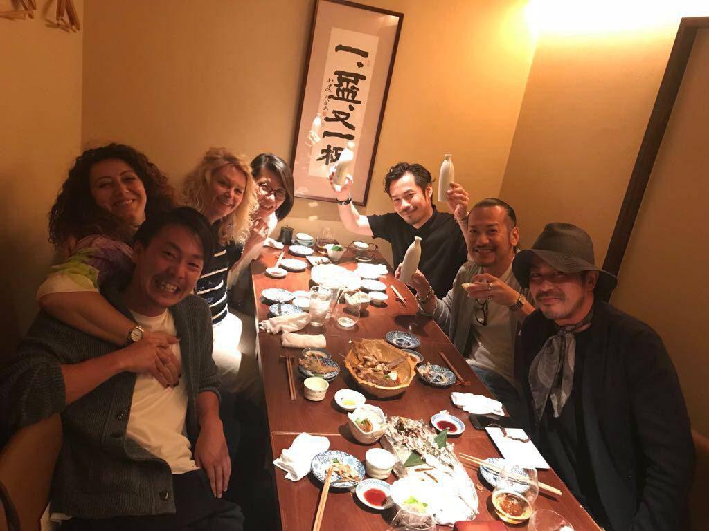 『gujiの縁側』<BR> VIGANO(ビガーノ)『 factory tour!! vol.1』