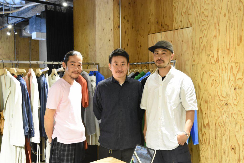 『gujiの縁側』<br>~PINEを訪ねて東京へ~