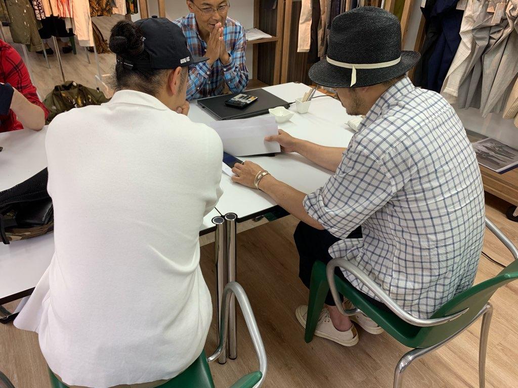 『gujiの縁側』<BR>国内プレコレクションの振り返り〜アシスタントバイヤー編〜