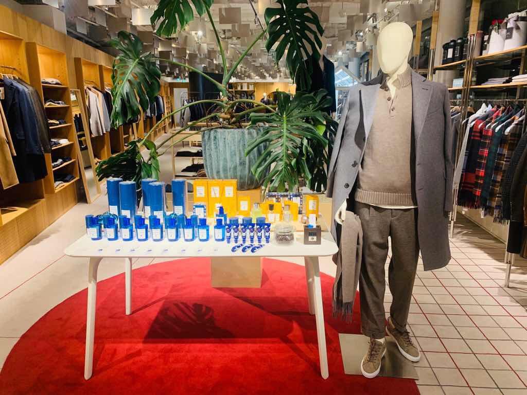 『gujiの縁側』<br>東京店では大ヒット中のACQUA DI PARMA(アクア ディ パルマ)のPOPUPイベント開催中!