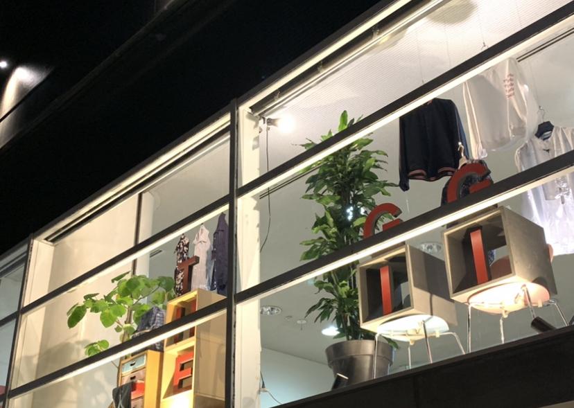 『gujiの縁側』<br>guji京都店 THE GIGI POPUP‼︎を作ってきました。