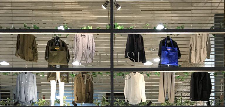 〜ぐじ京都店(きょうとみせ)⑩〜<br>初めまして。ビジュアル担当の前澤と申します。