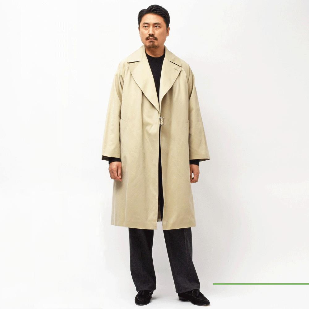 COMOLI(コモリ)<br>タイロッケンコート・ニットジャケット・スウェット・カットソー<br>2020fwCollection!