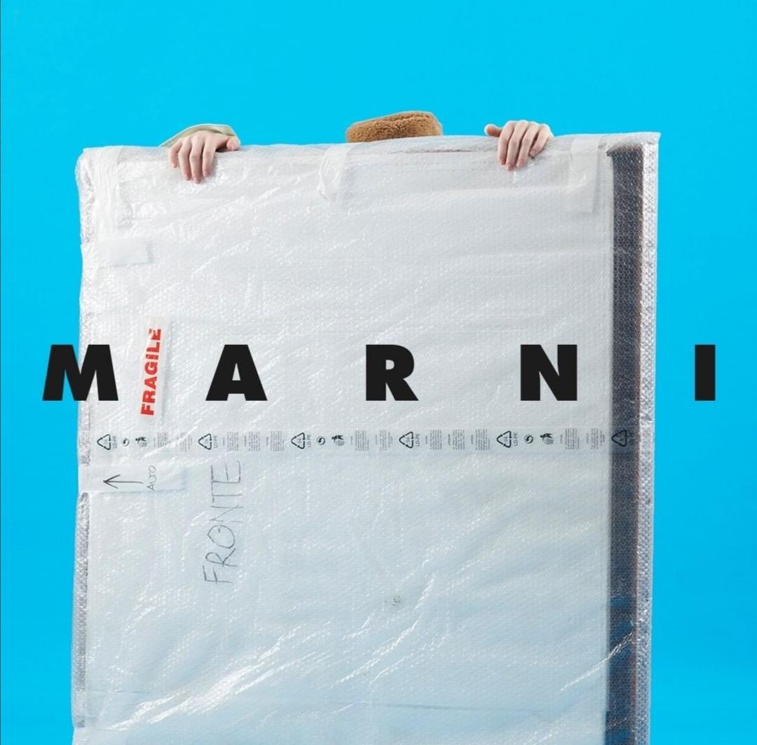 『gujiの縁側』アシスタントバイヤー同行記!<BR>〜MARNI(マルニ)編〜