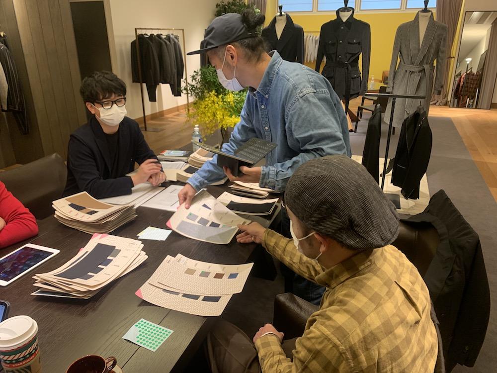 『gujiの縁側』2021FW プレコレクション!<BR>アシスタントバイヤー同行記〜小林編〜