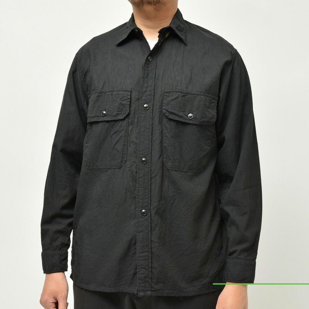 本日11時より販売スタート!<BR>COMOLI(コモリ)<BR>CPOシャツ<BR>2021ssCollection!!