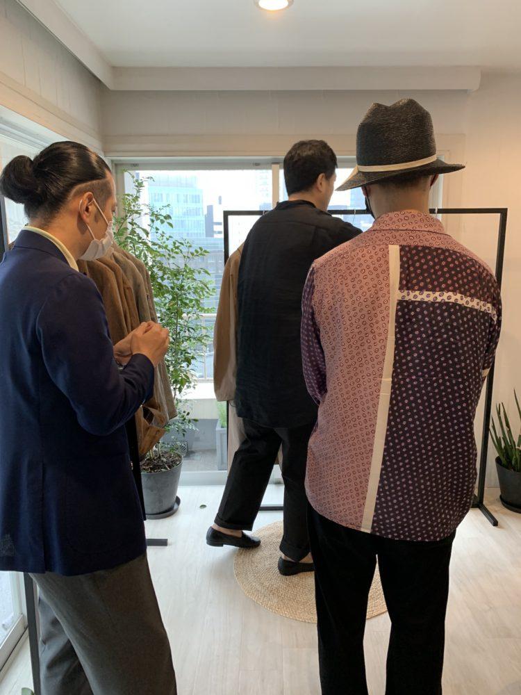 『gujiの縁側』<BR>バイイング同行記〜アシスタントバイヤー小林編〜
