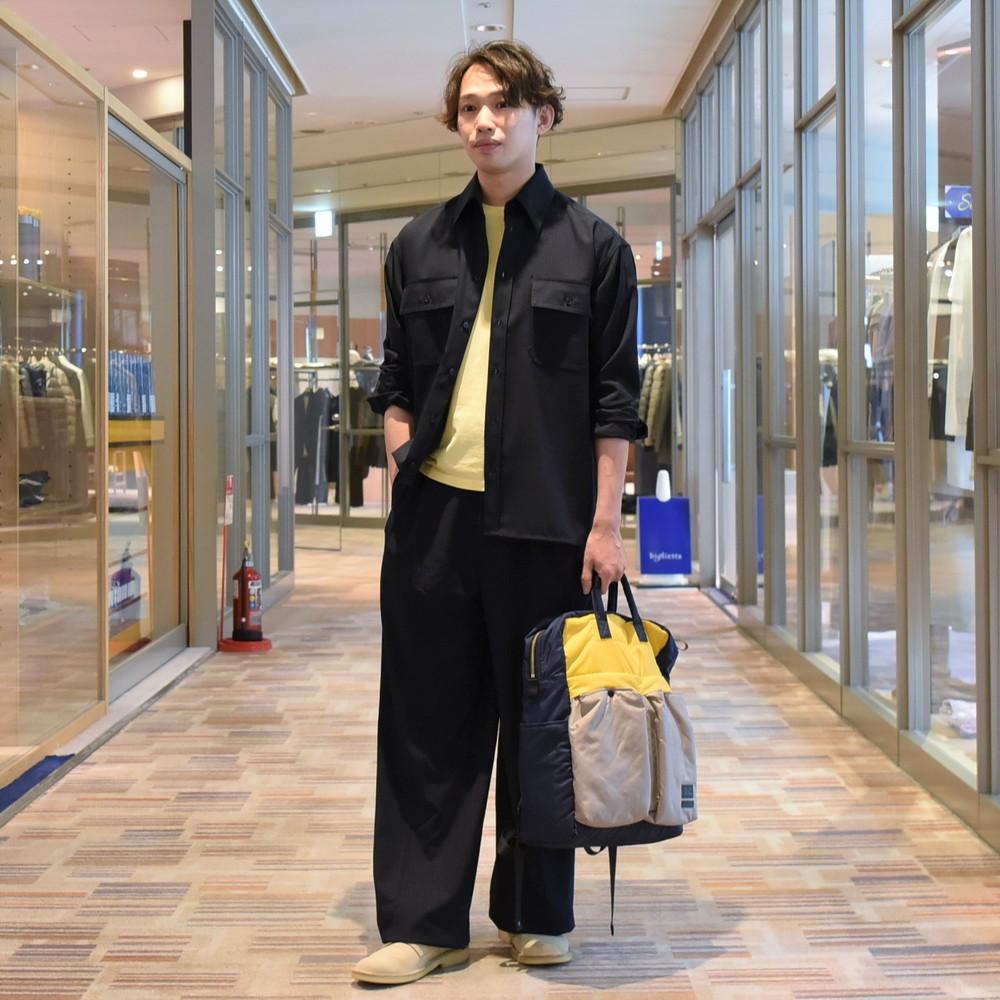 『Mix styling』<br> Mando(マンド)