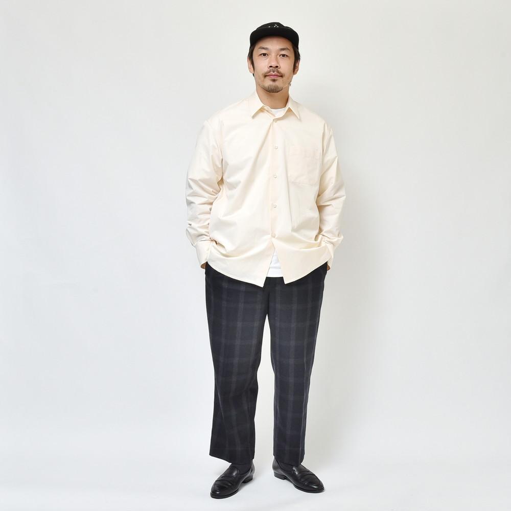 『gujiの縁側』極私的収集物40 ~この秋結構シャツを買っています編~