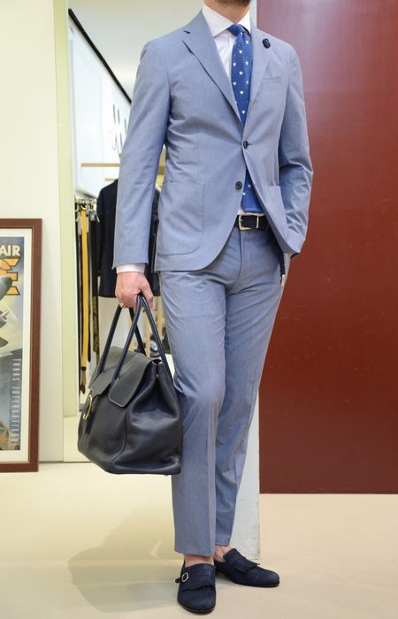 増税前にLARDINI(ラルディーニ)!!<BR>スーツ&ジャケット&コットンニット