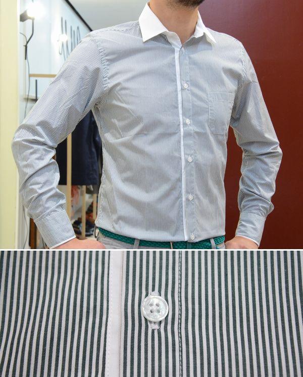 またまた新ブランド!!<BR>ALESSANDRO GHERARDESCHI(アレッサンドロ・ゲラルデスキ) シャツコレクション