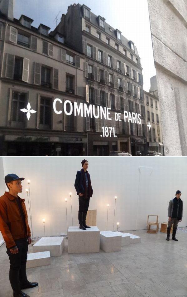 "PARISファッションウィーク!<BR>""実りと刺激""のある出張"