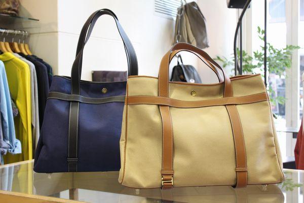 鞄界のスーパースター!?<BR>Cisei(シセイ) 2WAYトートバッグ&フラップトートバッグ