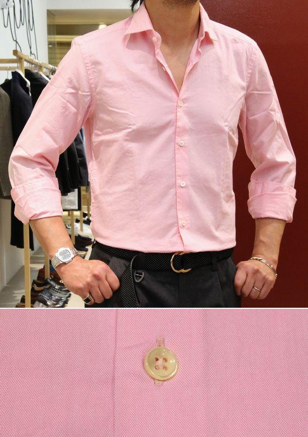 THE イタリアンカジュアルシャツ!<BR>Glanshirt(グランシャツ) オックスフォードシャツ&ハウンドトゥースシャツ&プルオーバーシャツ
