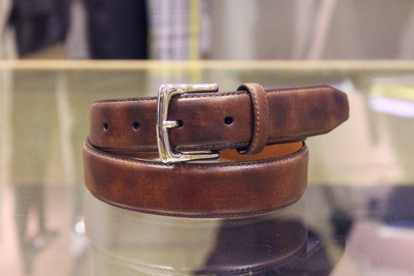 新ブランドはメゾンクオリティのベルト達!<BR>ARALDI 1930(アラルディ 1930) ドレスベルト&リングベルト