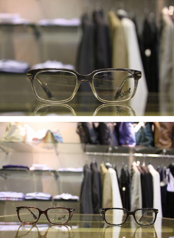 今年も伊達メガネやります!<BR>Persol(ペルソール) アイウェア3型