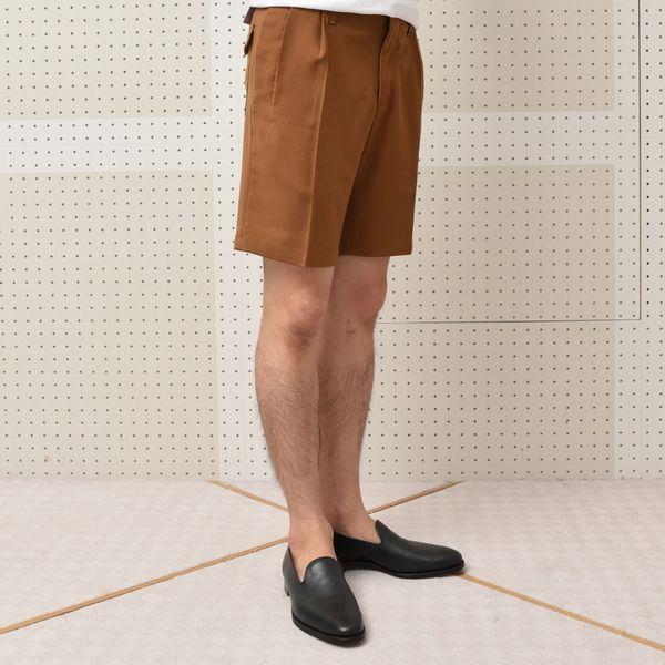 ニッチな洗えるウールショーツ&リラックスパンツ!<BR>VIGANO(ヴィガーノ) パンツ3型