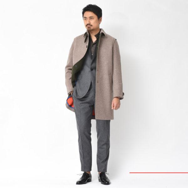 男の価値はコートで決まる!?<BR>LodenTal(ローデンタル)メルトンローデンコート&ポンチョ