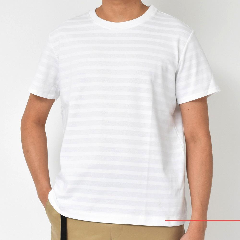 スポーツミックスが今の気分です!<BR>H.I.P. by SOLIDO(エイチアイピーソリード)クルーネック・ポロシャツ2型