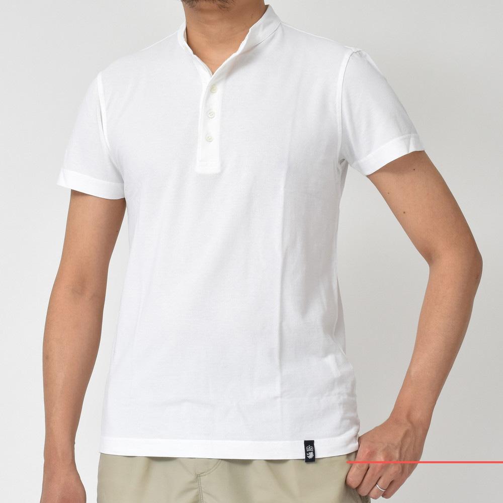 暦の上ではもう夏です!<BR>Drumohr(ドゥルモア)ヘンリーネック・ポロシャツ・インビシブルソックス