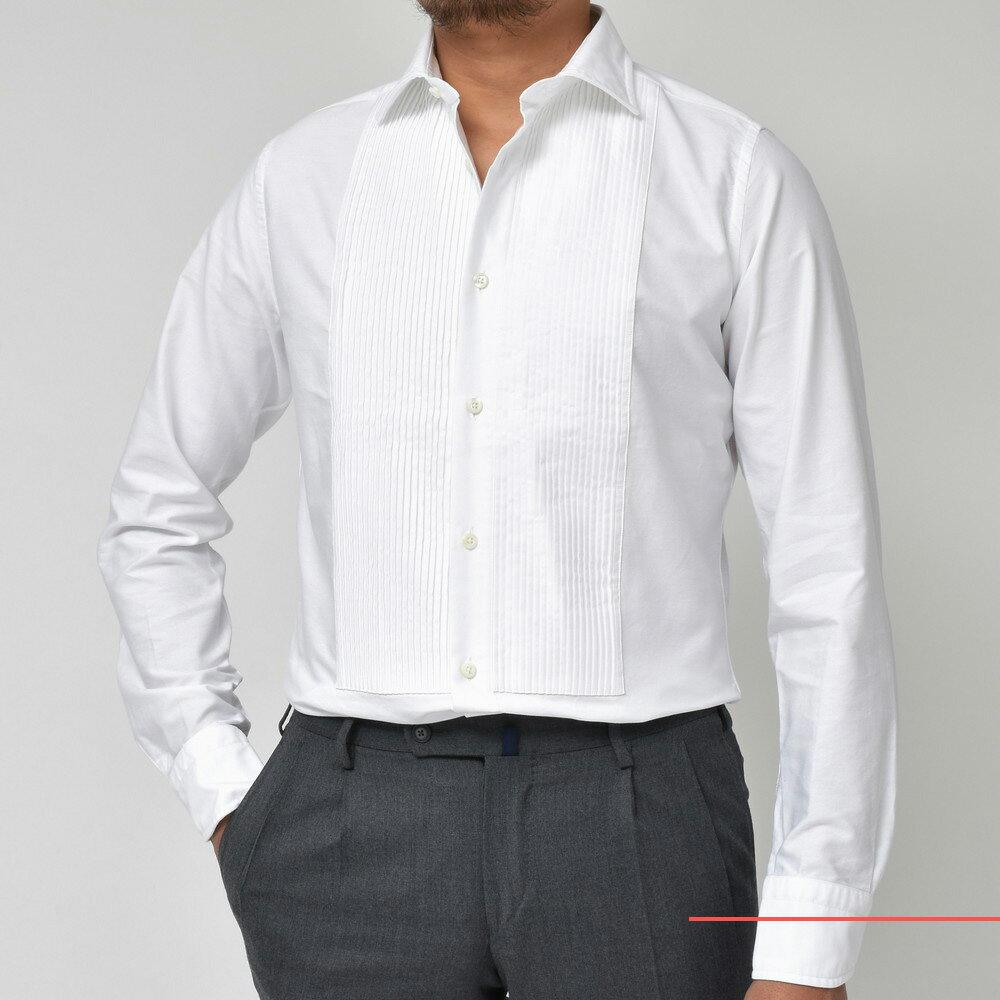 ドレスとカジュアルのニッチなゾーン!<BR>BOLZONELLA(ボルゾネッラ)シャツ4型