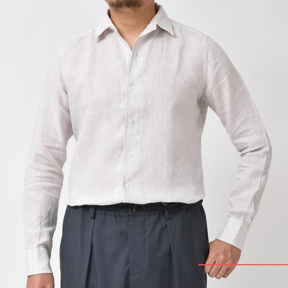 春夏こそ主役!!<BR>Bagutta(バグッタ) オープンカラーシャツ5型・ハイネックシャツ3型