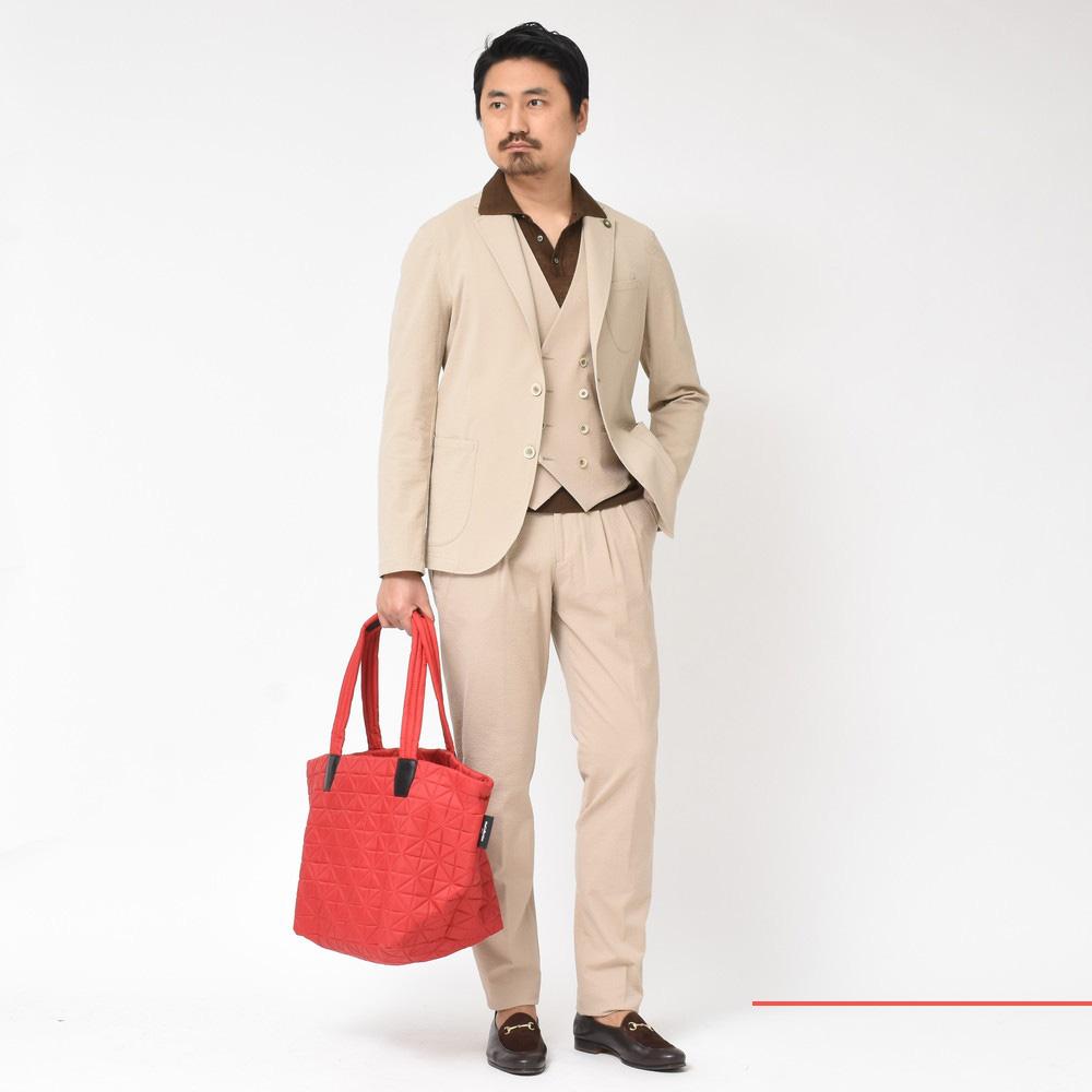 もはやシャツメーカーにあらず・・・!?<BR>Giannetto(ジャンネット) ジャケット2型・ジレ2型・パンツ1型