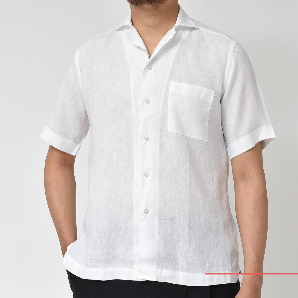 半袖シャツ時代到来!<BR>Bagutta(バグッタ)半袖シャツ3型