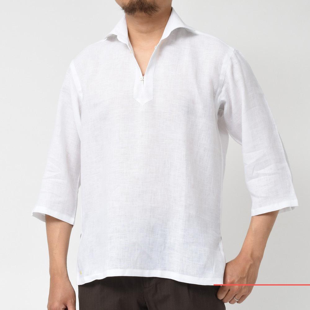 夏用リゾートシャツも揃いました!<BR>Giannetto(ジャンネット) シャツ3型