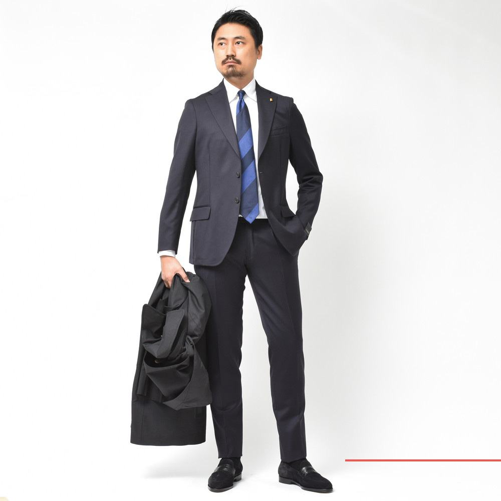 期待のニューフェイス!LATORRE(ラトーレ)スーツ6型