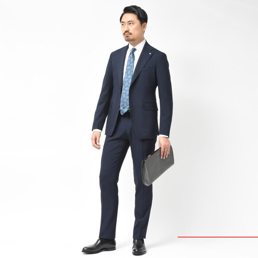 今春夏の主役の登場です!②<BR>TAGLIATORE(タリアトーレ)スーツ3型