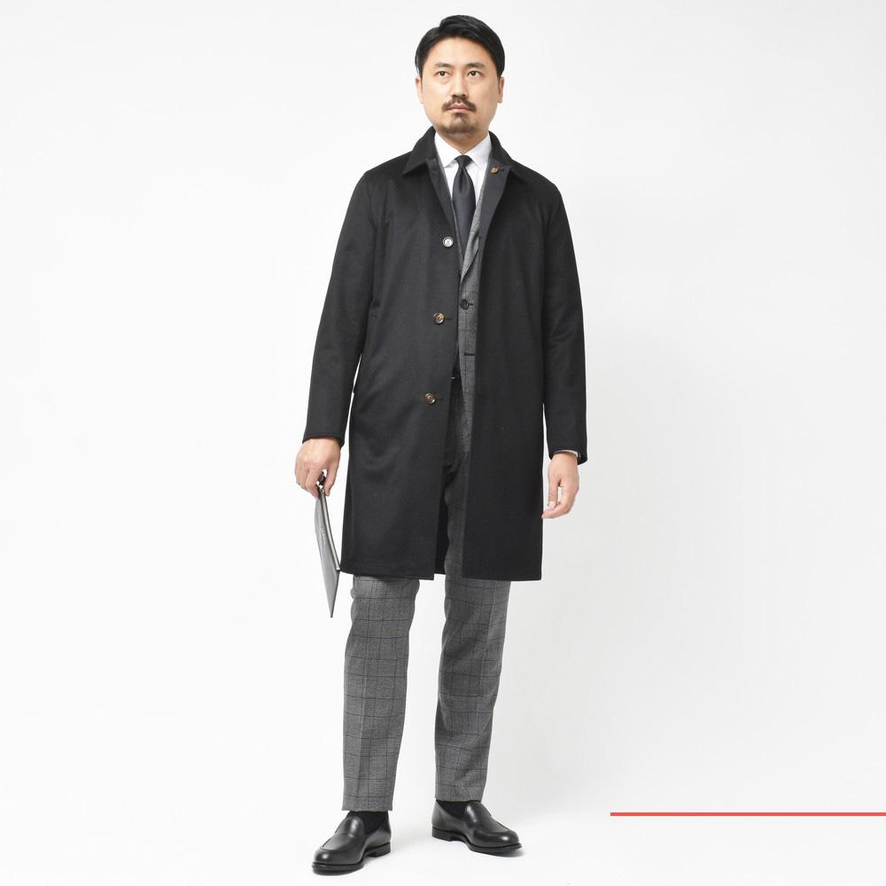 『guji luxe(グジ リュクス)<BR>KIRED(キーレッド) コート1型