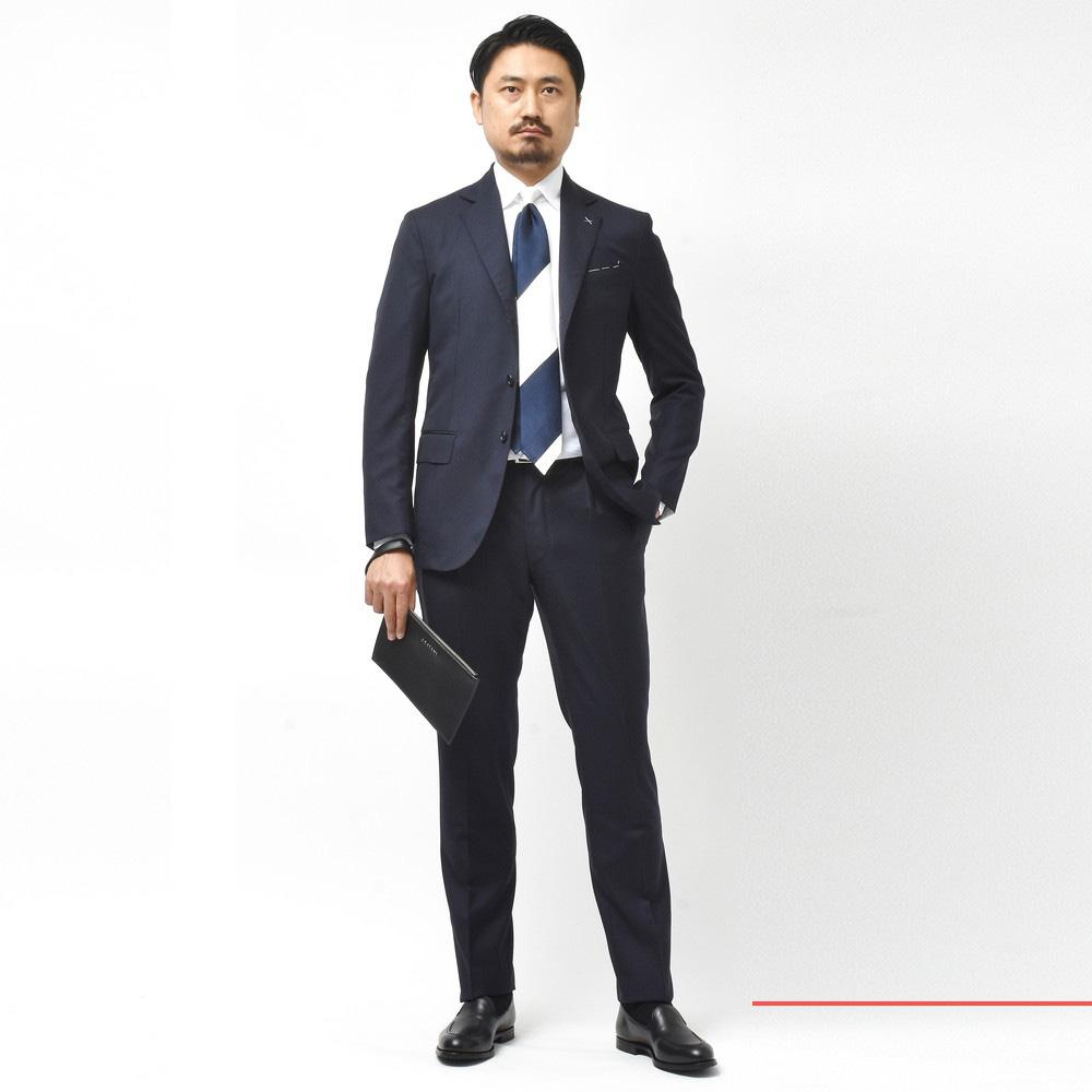 スーツから入荷!! <BR>De Petrillo(デ ペトリロ) スーツ2型