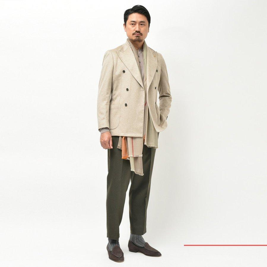 紡毛ジャケットのシーズン到来!<BR>LATORRE(ラトーレ) ジャケット4型